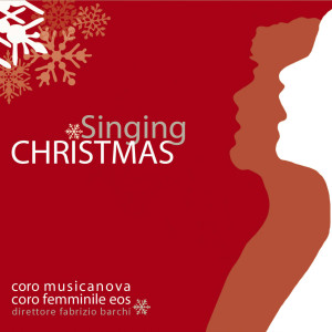 Copertina CD Singing Christmas