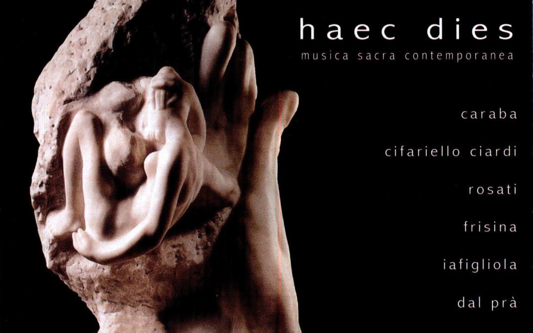 Fabrizio Barchi – Coro Musicanova – Coro Eos