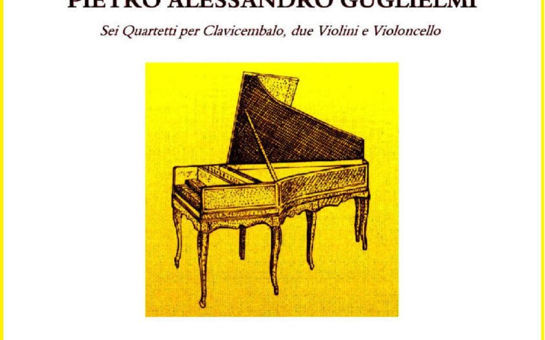 Pietro Alessandro Guglielmi : Quartetti – Nuovo Barocco Italiano
