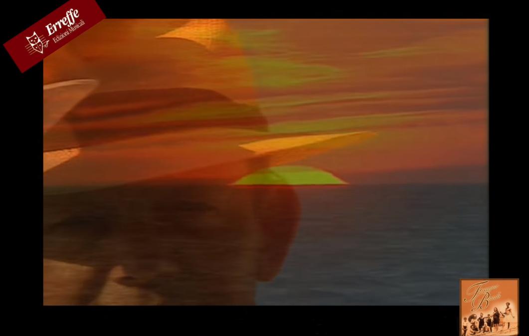 FREGENE BEACH – Clive Riche & The Beach Band
