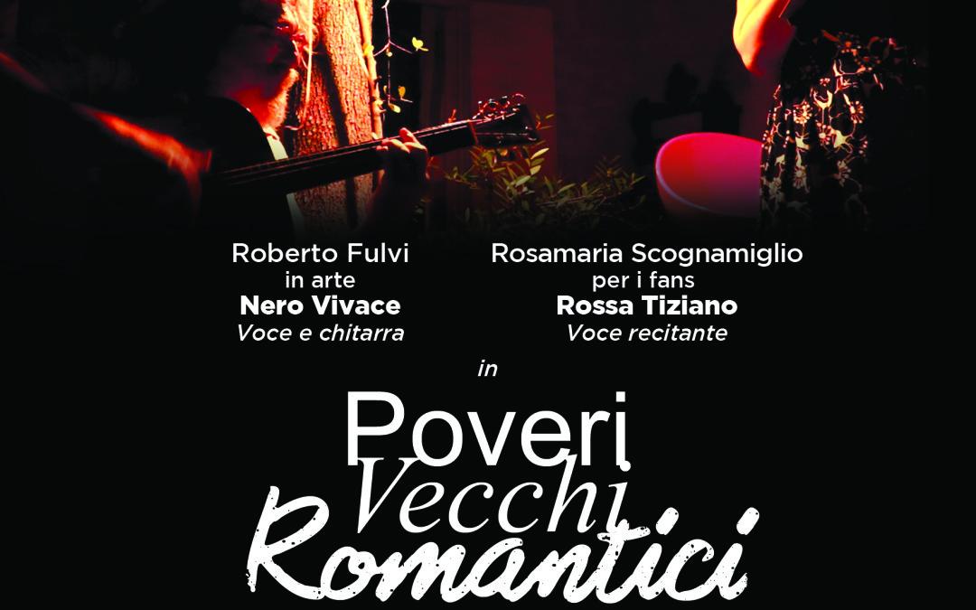 Poveri Vecchi Romantici live in Fregene 8 luglio 2021